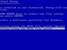 Cara Mengatasi Blue Screen Dikala Instalasi Windows Xp Di Laptop Asus
